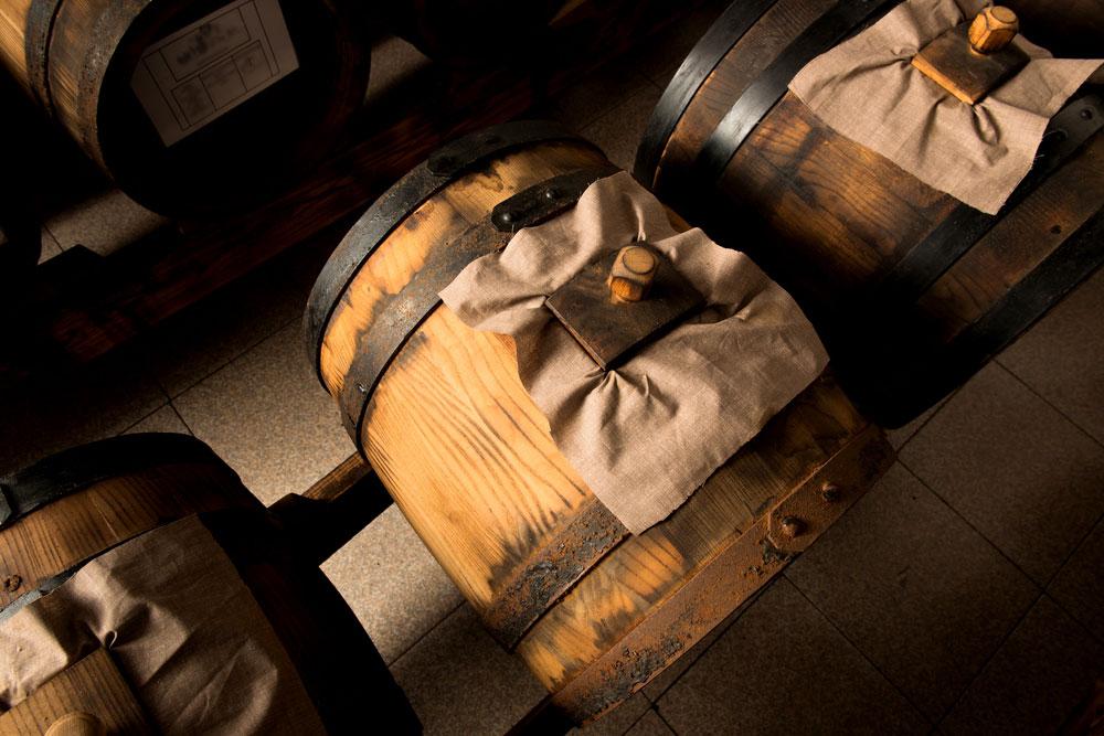 Traditional Balsamic Vinegar Tour