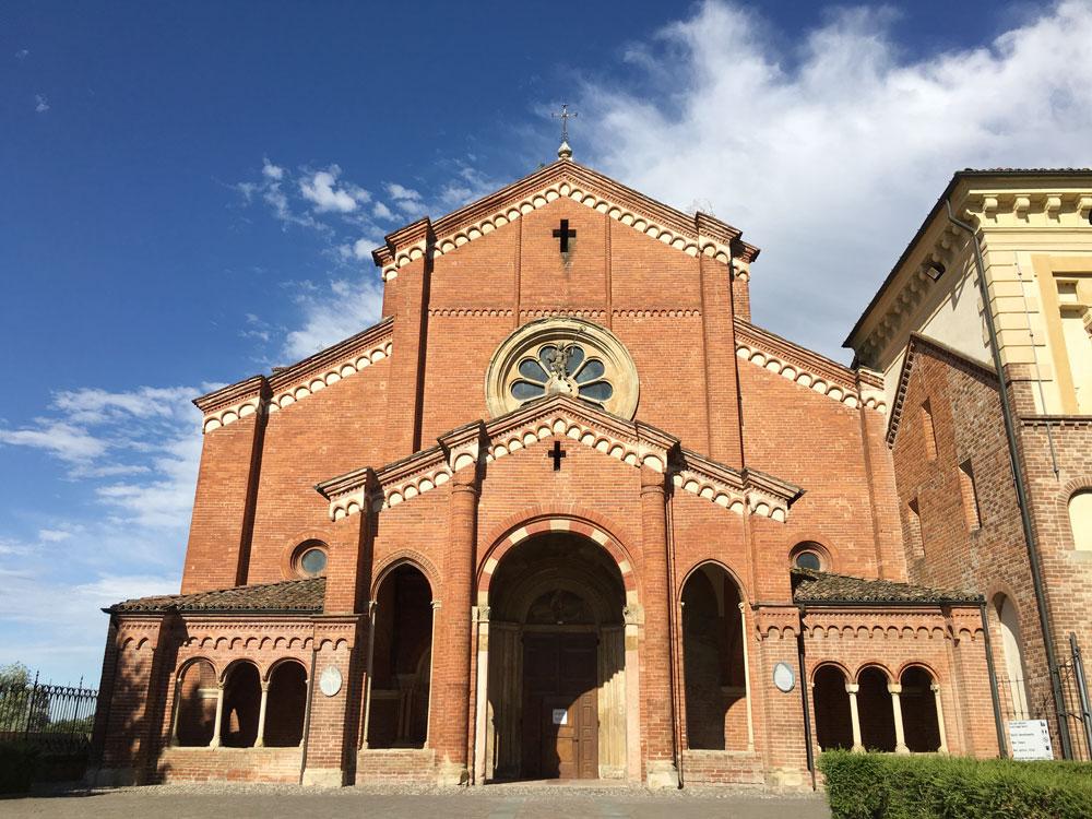 The Abbey of Chiaravalle della Colomba