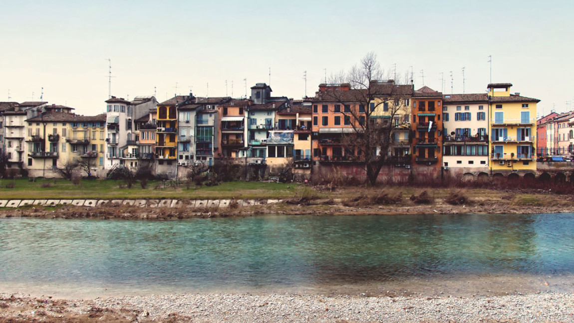 OLTRETORRENTE – ON THE OTHER SIDE OF THE RIVER