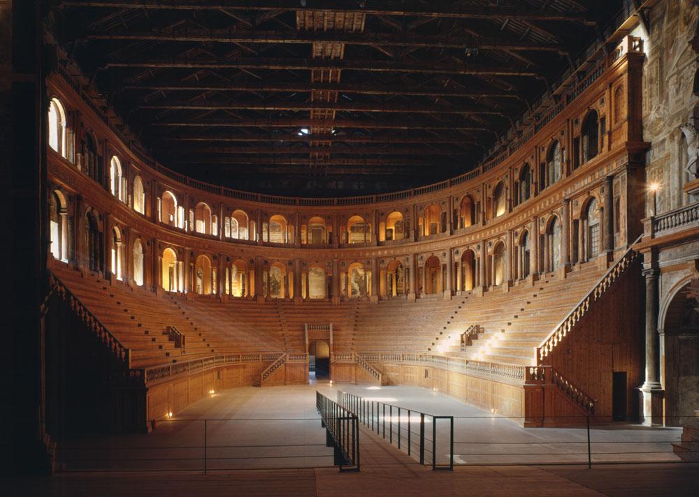 Il complesso museale della Pilotta con Artemilia Guide Turistiche Parma