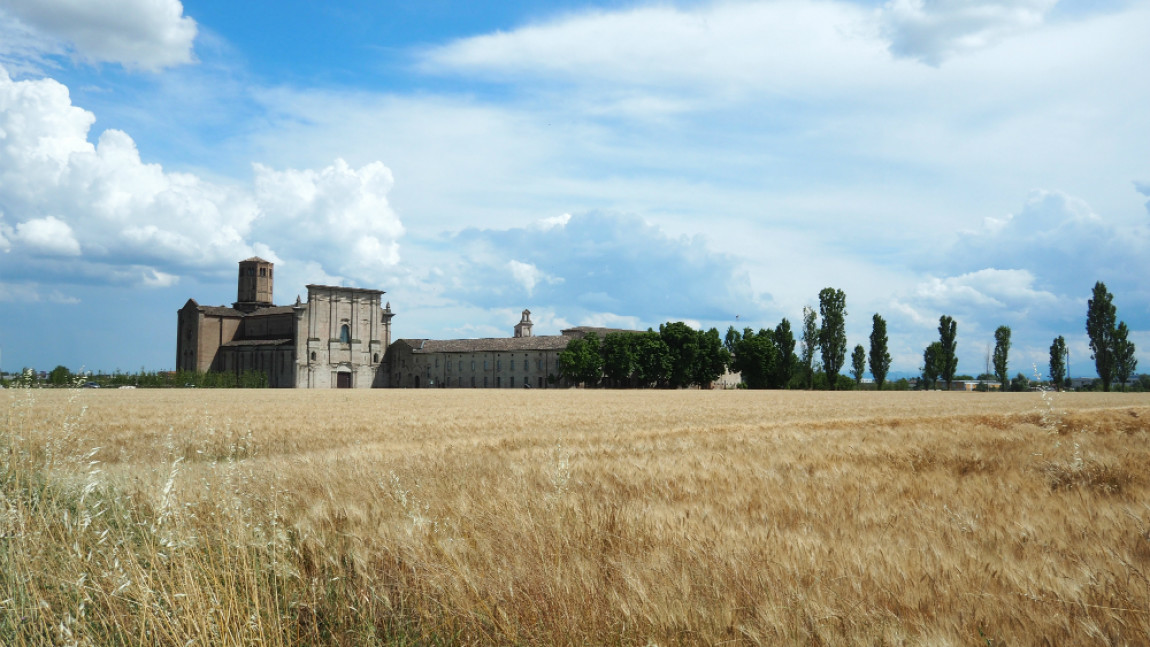 CSAC – The Valserena Abbey