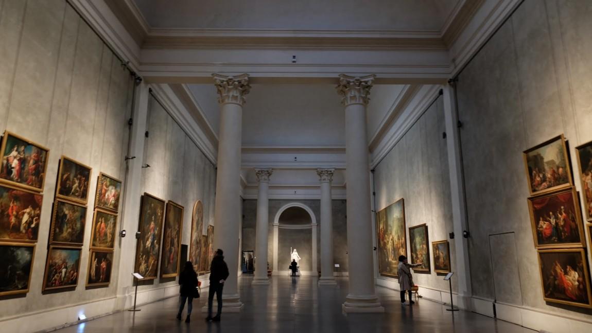 Il complesso museale della Pilotta con Artemilia Visite Guidate Parma