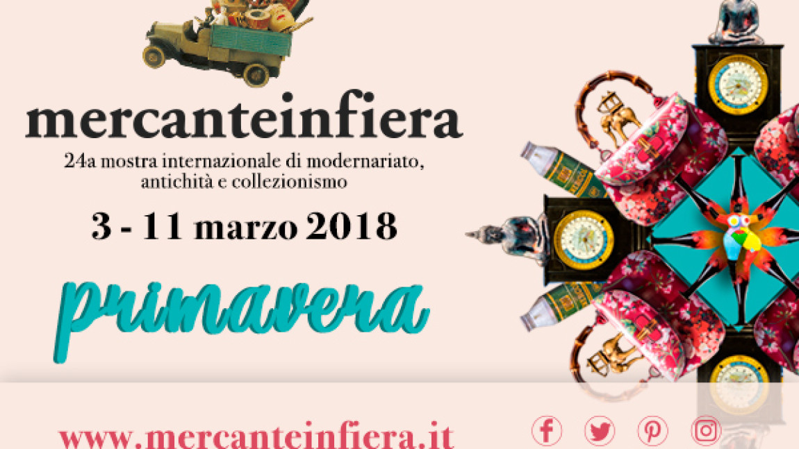 MERCANTEINFIERA SPRING 2018