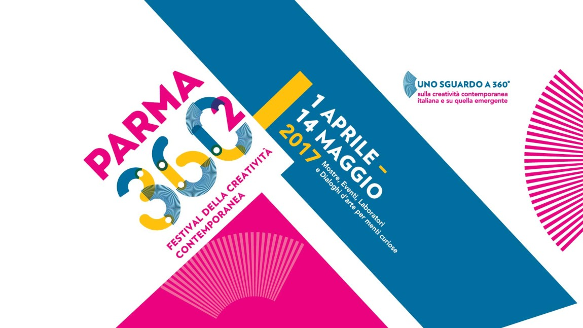 the Festival of contemporary creativity is back in Parma for the second time