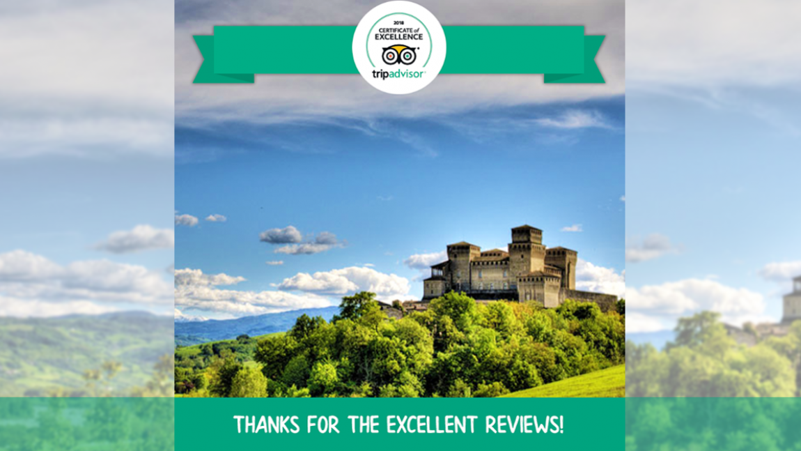 Artemilia obtains TripAdvisor Certificate of Excellence 2018!