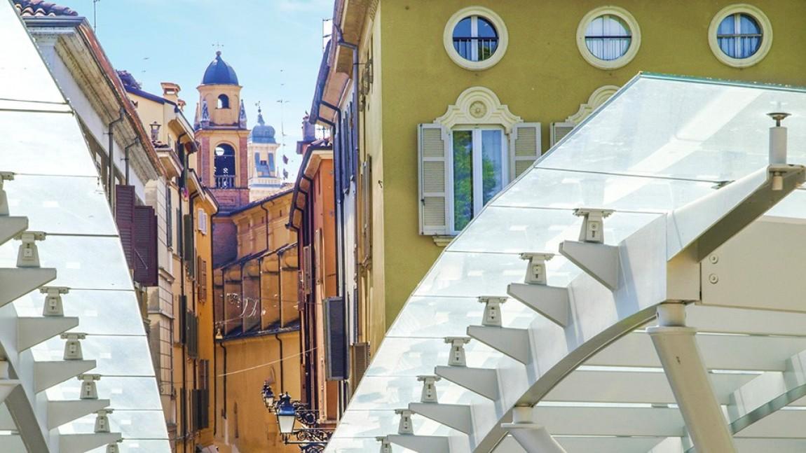 Camminando per Parma, Visita insolita alla città