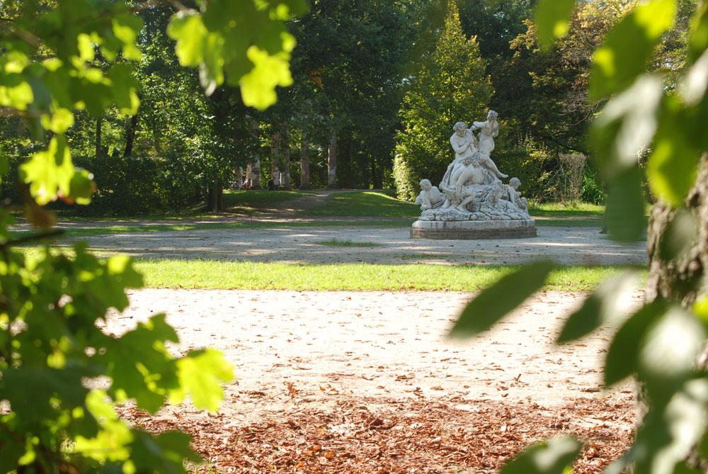 Il Parco Ducale di Parma