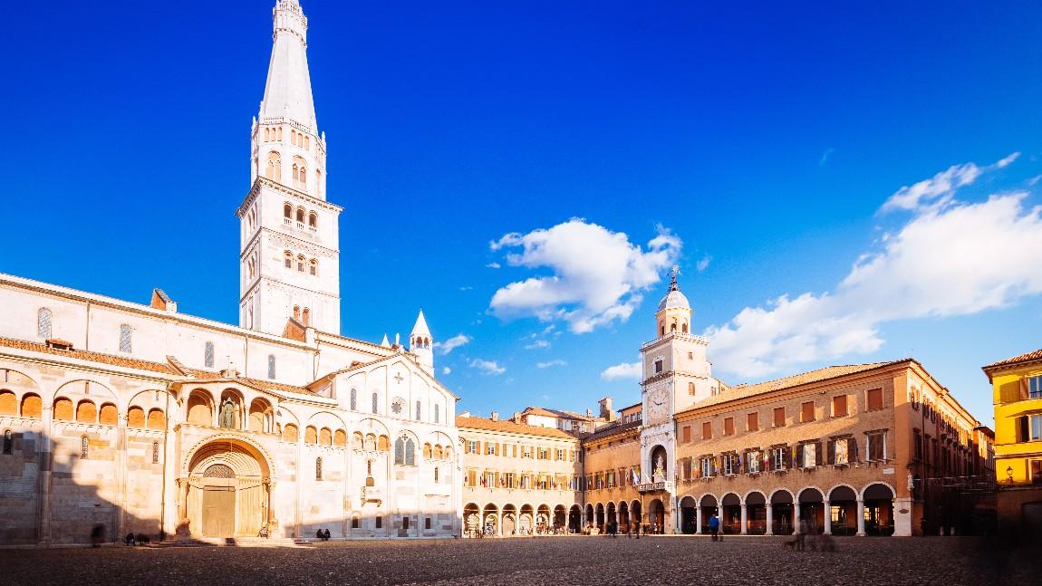 Scopri le meraviglie dell'Emilia Romagna, Scopri Modena