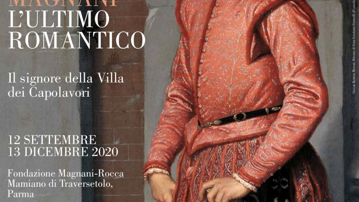 L'ultimo romantico, Luigi Magnani il signore della Villa dei Capolavori