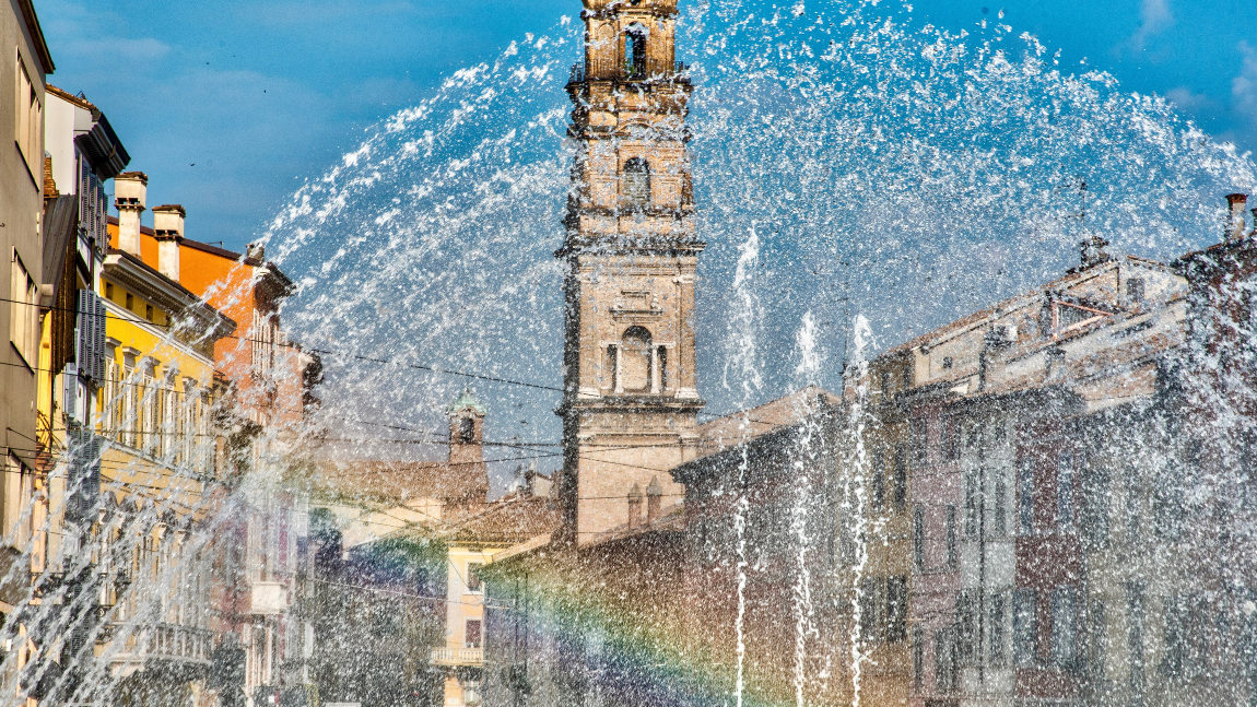 Parma city of water